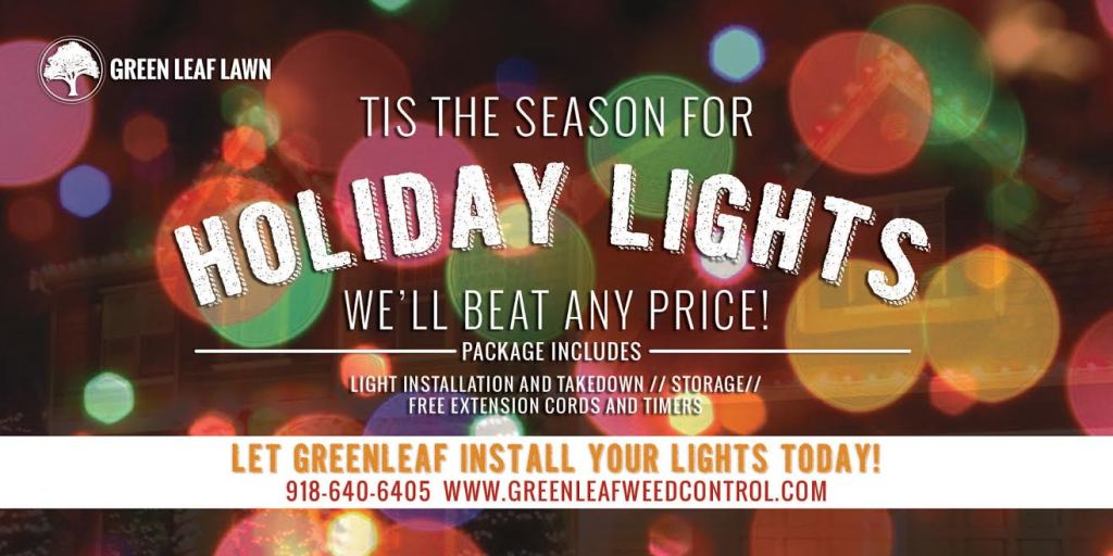 christmas light installers tulsa holiday light installation - Christmas Light Installation Prices